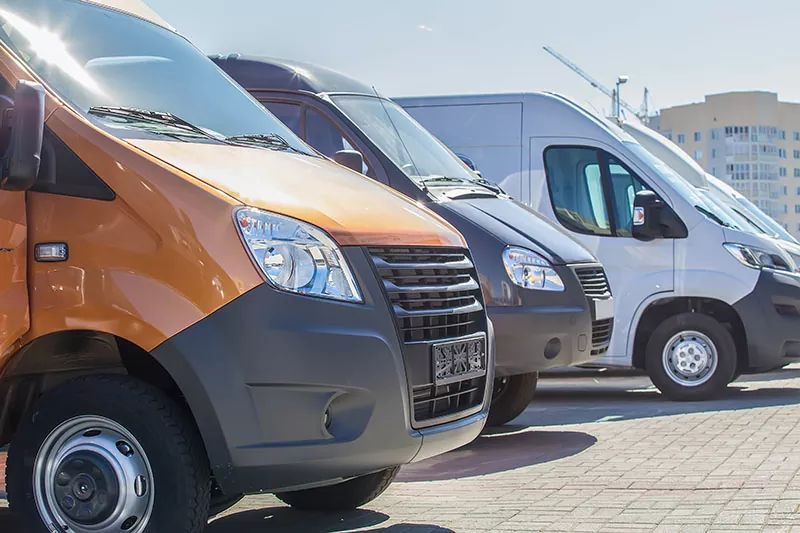 Business Car Insurance Covers Minibuses, Vans, Pick-ups, Trucks, etc
